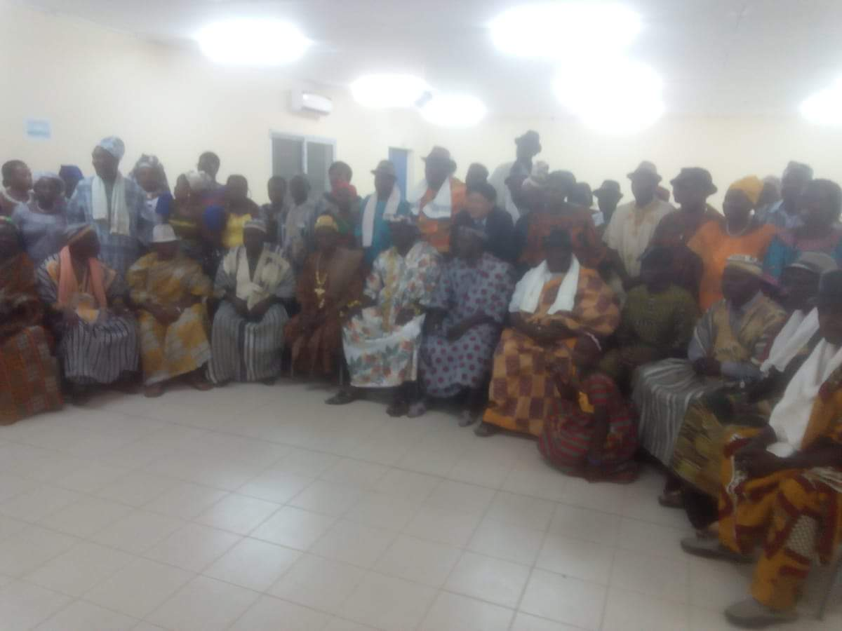 Côté d'Ivoire /Cohésion sociale et réconciliation: L'Association des chefs coutumiers annonce une tournée nationale