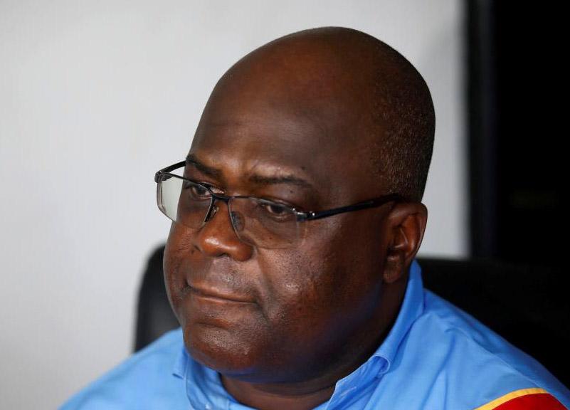 RD Congo,Présidentielle,Félix Tshisekedi