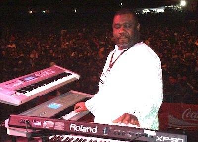 George Kouakou,malade,reggae