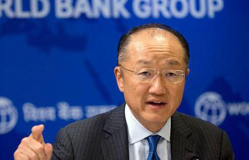 Banque mondiale,Jim Yong Kim,Démission,Kristalina Georgieva