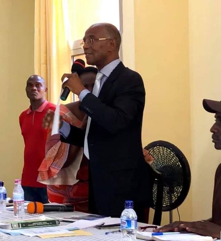Azaguié,mairie,expulsion du conseiller municipal,Mamadou Koulibaly