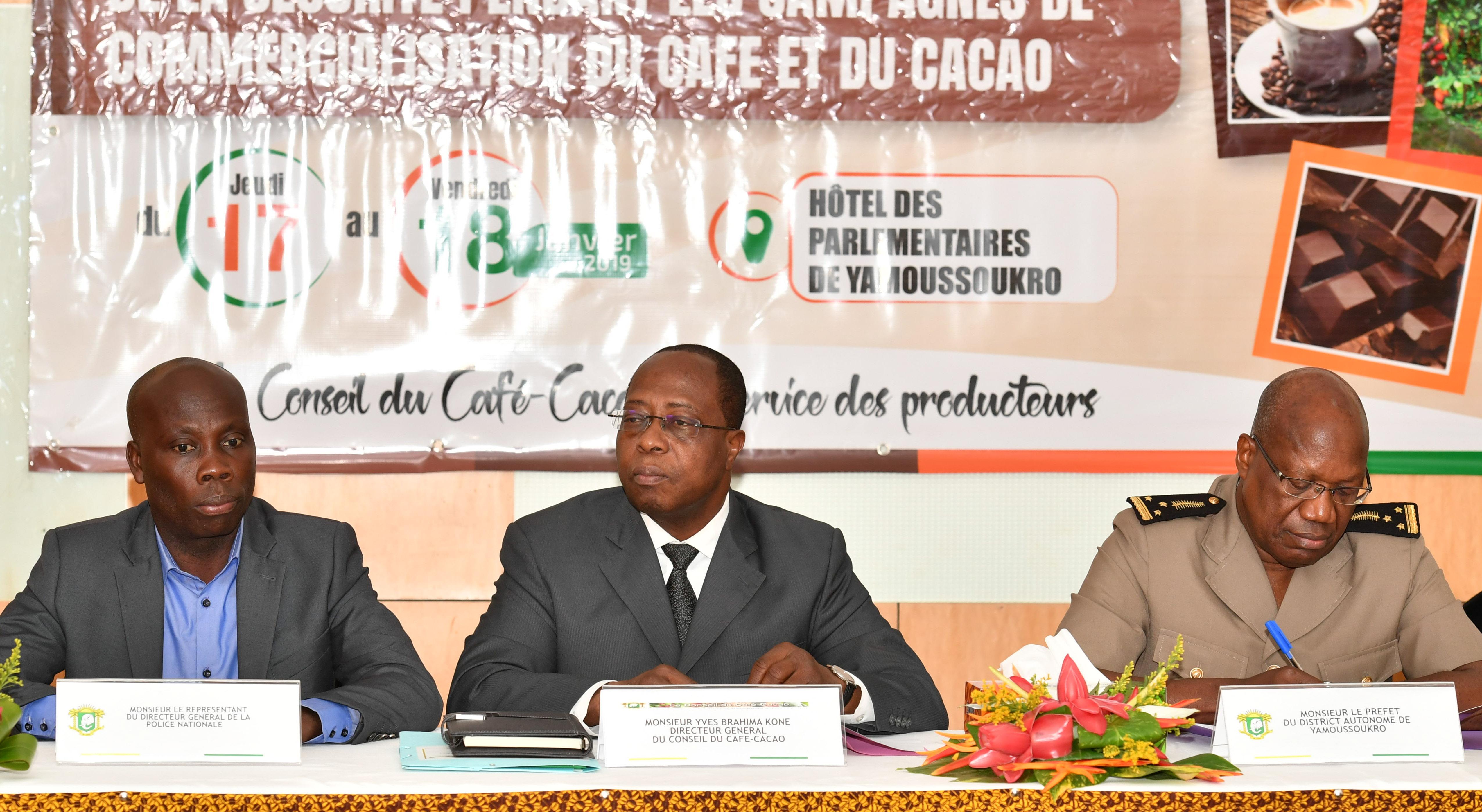 Côte d'Ivoire,Conseil café-cacao,1,200 milliards FCFA