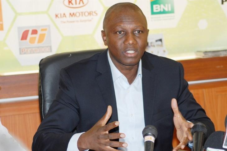 Football,Sory Diabaté,Sommet exécutif de Fifa