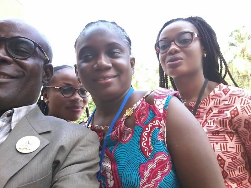 UPF,section ivoirienne,tournée dans les rédactions