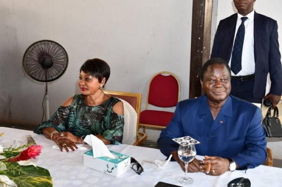 Côte d'Ivoire,Bédié,UFPDCI