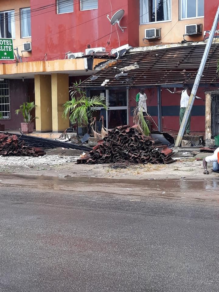 Déguerpissement,Koumassi Mairie,Ministère de l salubrité,population en colère
