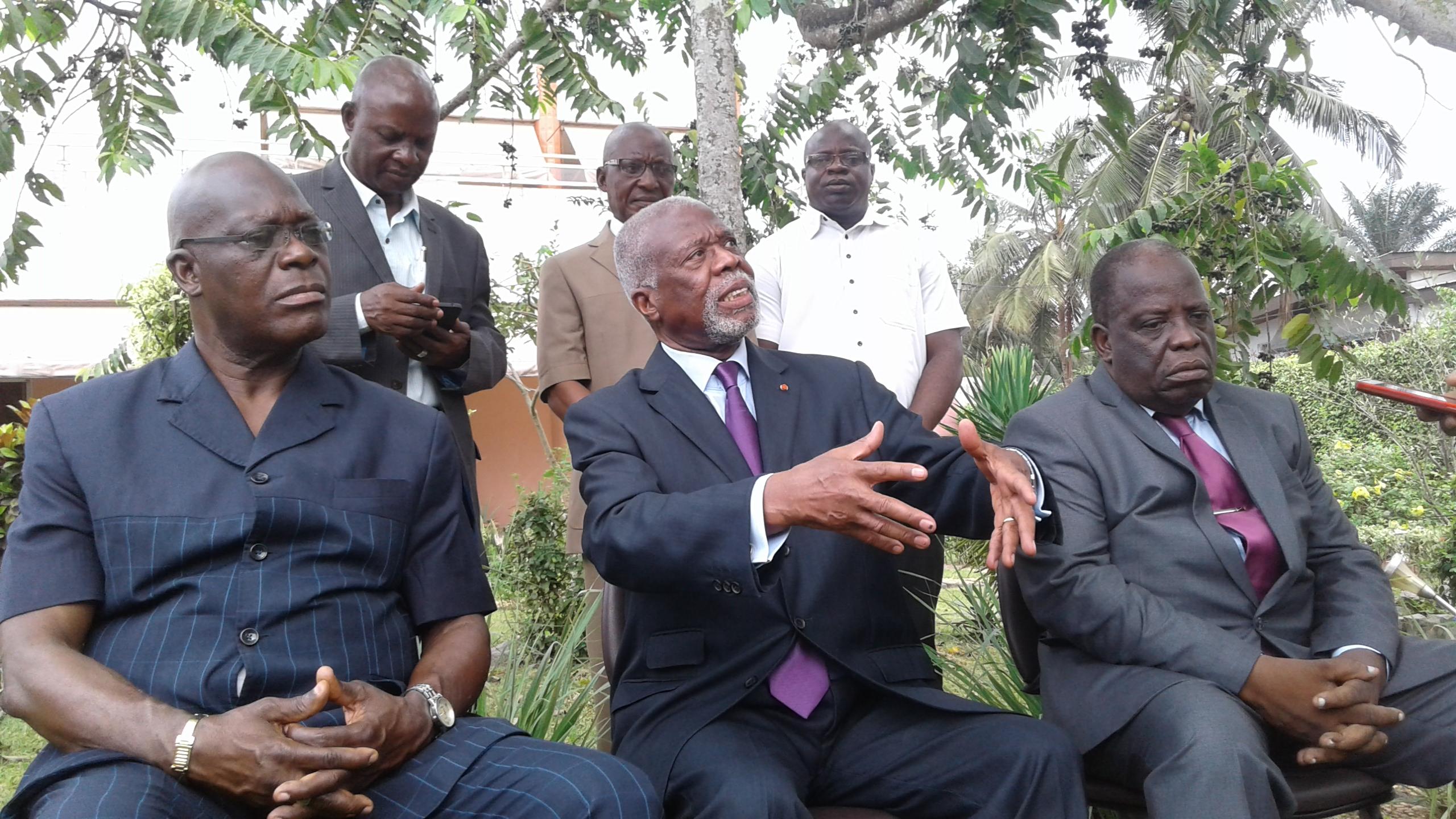 Côte d'Ivoire,Dialogue,Cei,Bamba Moriféré