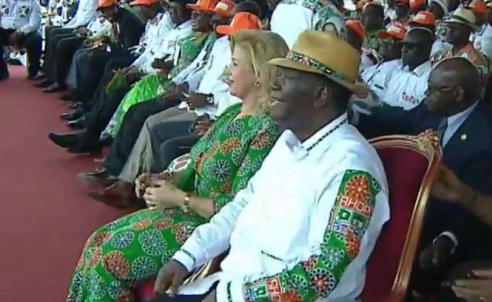 RHDP,Congrès,Alassane Ouattara