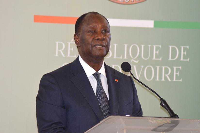 Côte d'Ivoire,aide à la presse,Ouattara