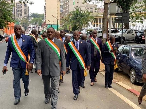 Côte d'Ivoire,Alain lobognon,procès,député