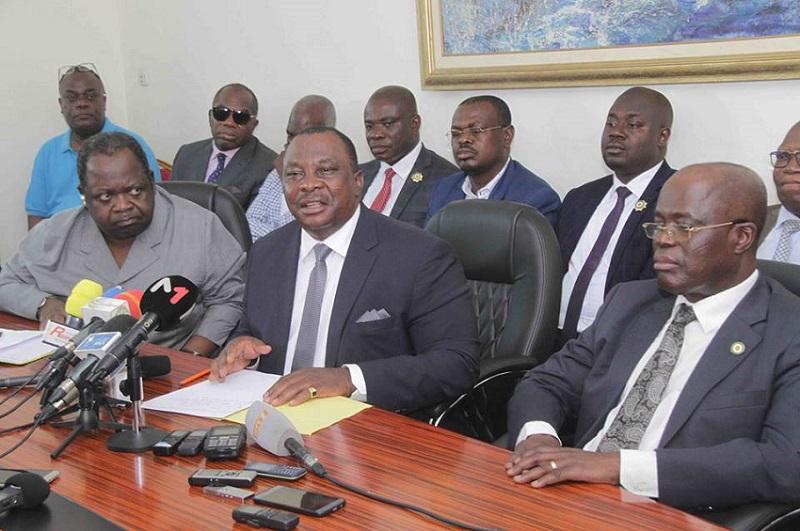 Côte d'Ivoire,RHDP,PDCI-RDA
