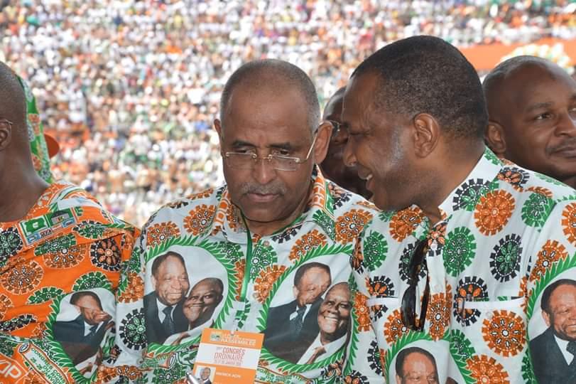 Côte d'Ivoire,Pdci,exclus,Bédié