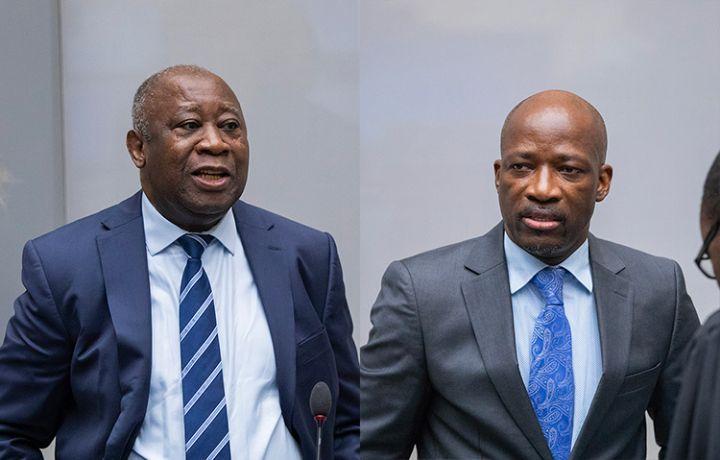 CPI,Procès Gbagbo et Blé Goudé,Mise en liberté