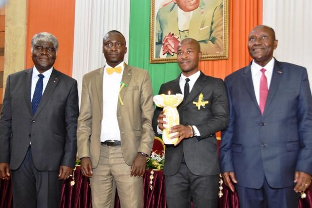 Côte d'Ivoire,prix Alassane Ouattara