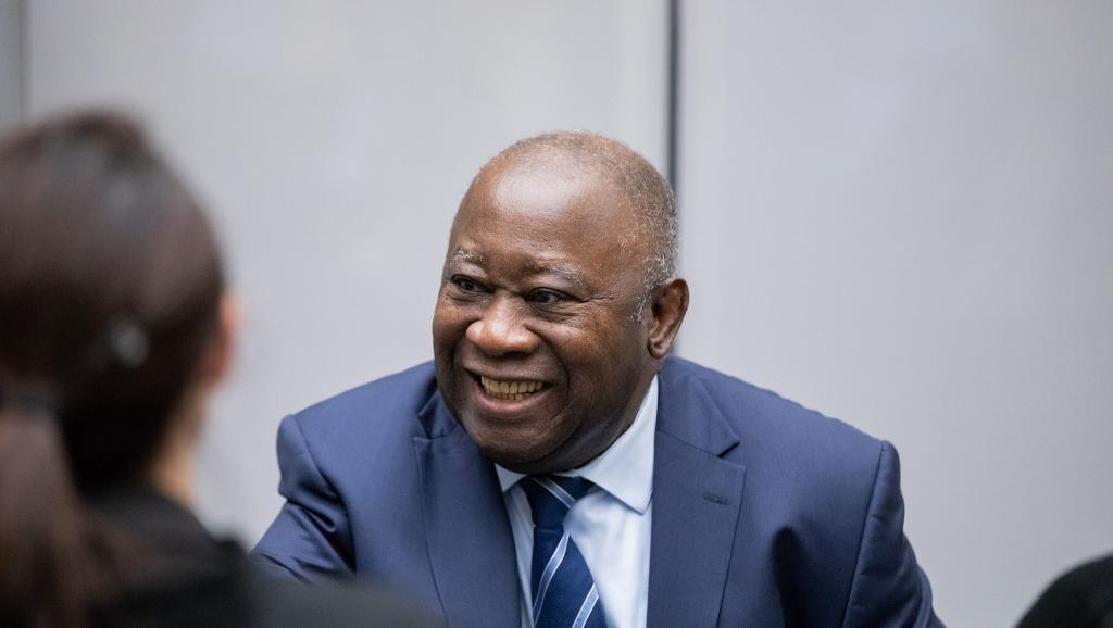 Laurent Gbagbo,Belgique