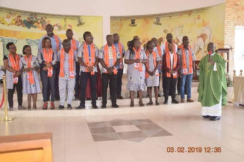 Côte d'Ivoire  Catholique,journalistes