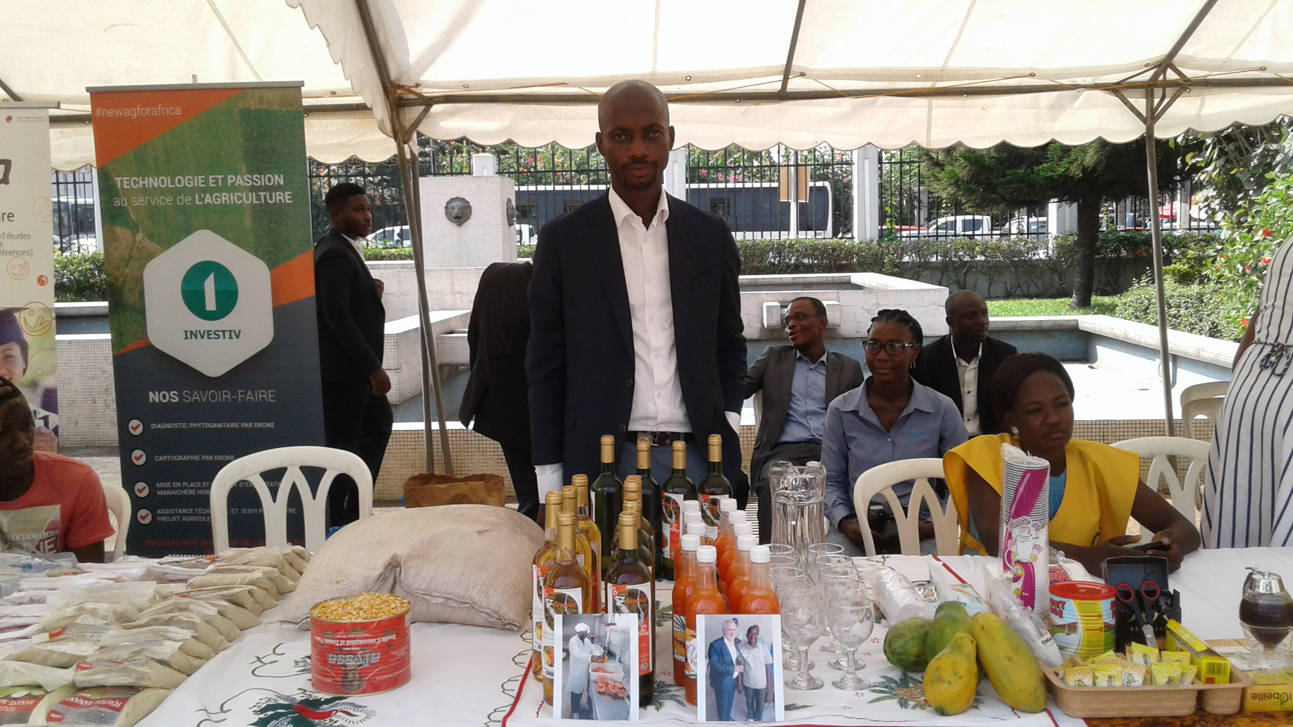 Prix Alassane Ouattara,côte d'ivoire,vin de papaye