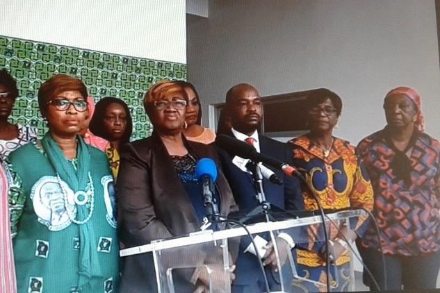 Côte d'Ivoire,injures,Mariam Traoré,RDR