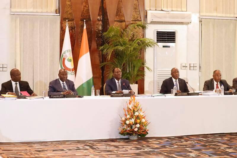 Côte d'Ivoire,plan d'action gouvernemental,discours
