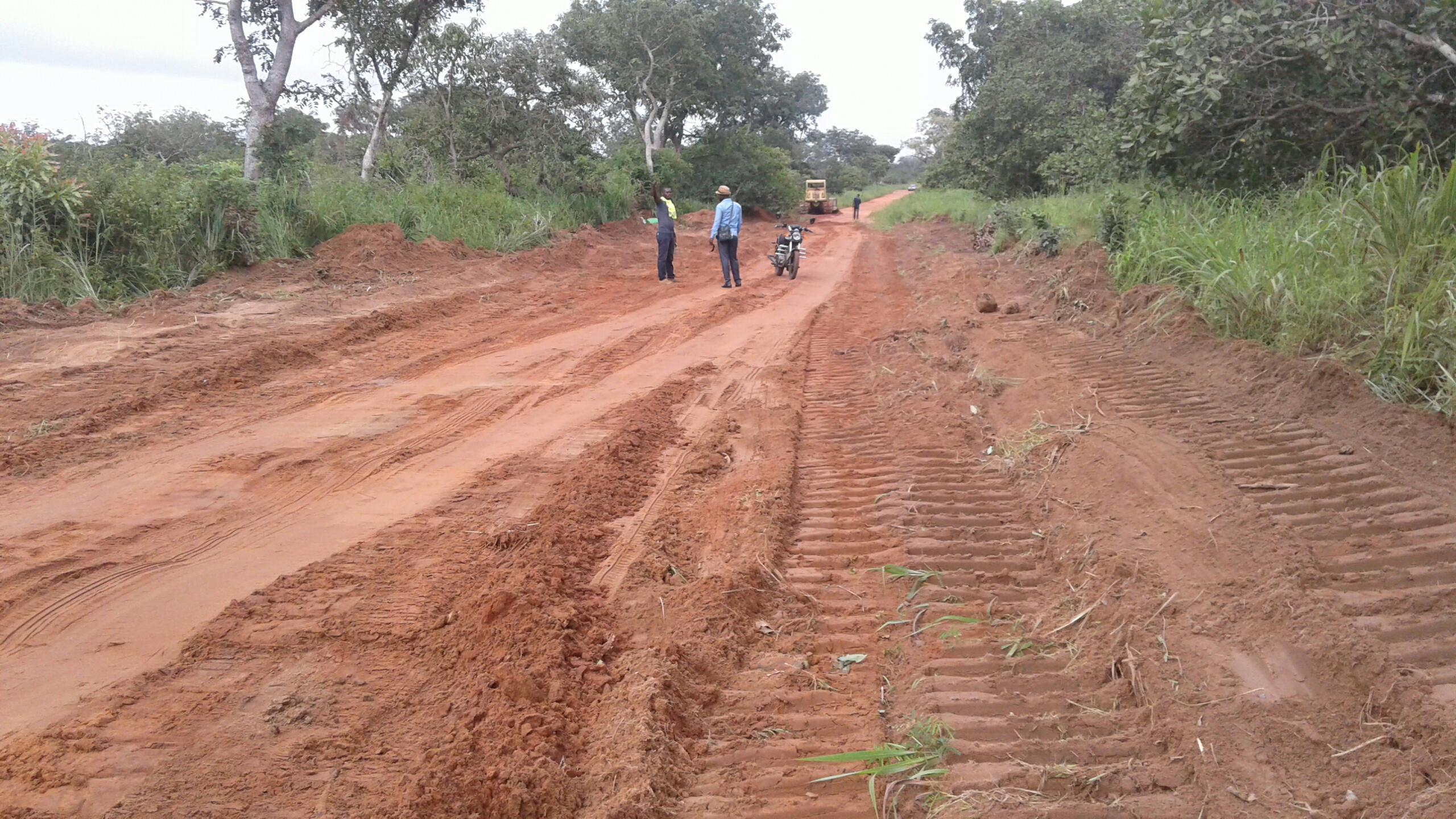 Côte d'Ivoire/Plus de 360 kilomètres de route en réfection dans le département de Lakota