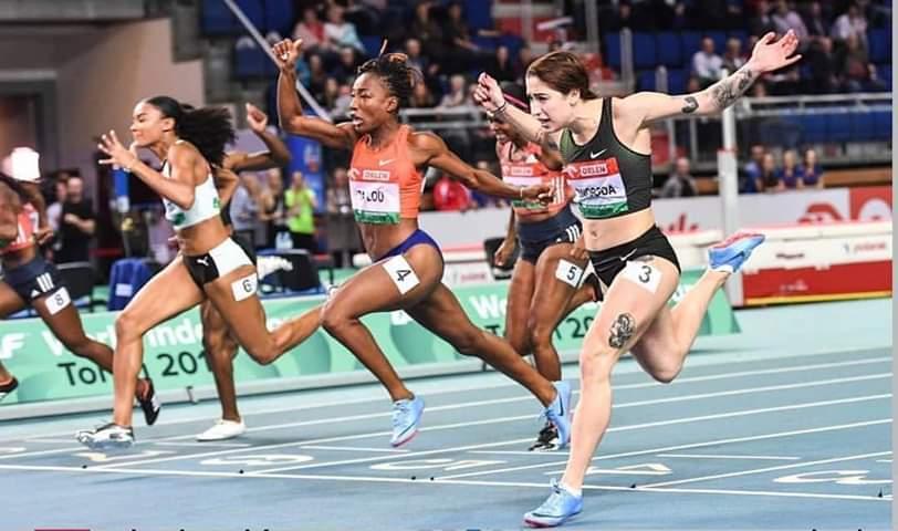 Athlétisme,Athlétisme / Ta Lou Marie Josée décroche la médaille d'argent à Cup Copernic