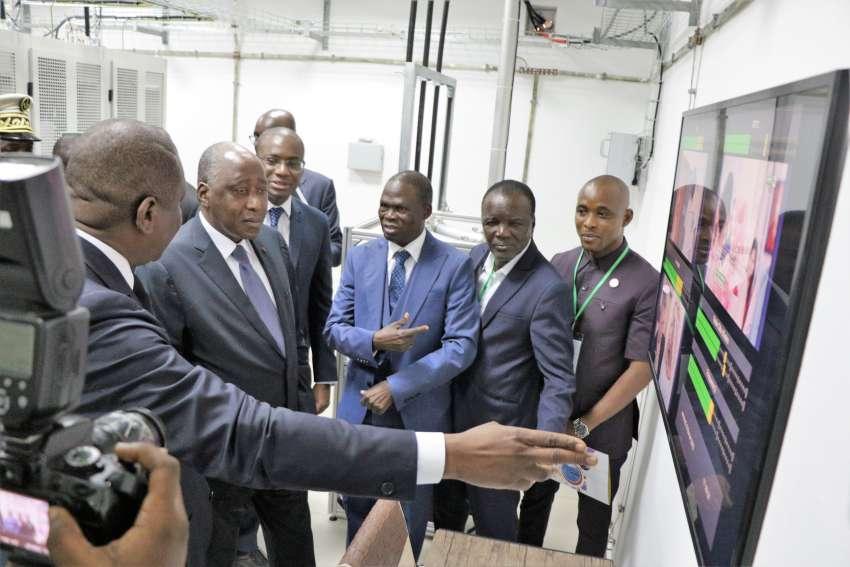 Côte d'Ivoire,TNT,Télévision numérique terrestre,Lancement