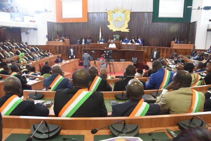 Côte d'Ivoire,Assemblée nationale,Guillaume Soro,démission,Soro Guillaume