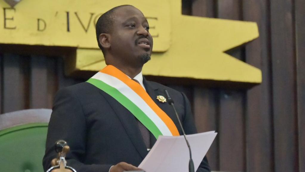 Côte d'Ivoire,Démission,Guillaume soro,Assemblée nationale