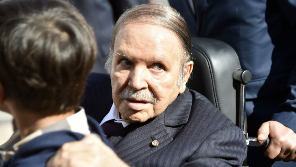 Politique,Algérie,Abdelaziz Bouteflika