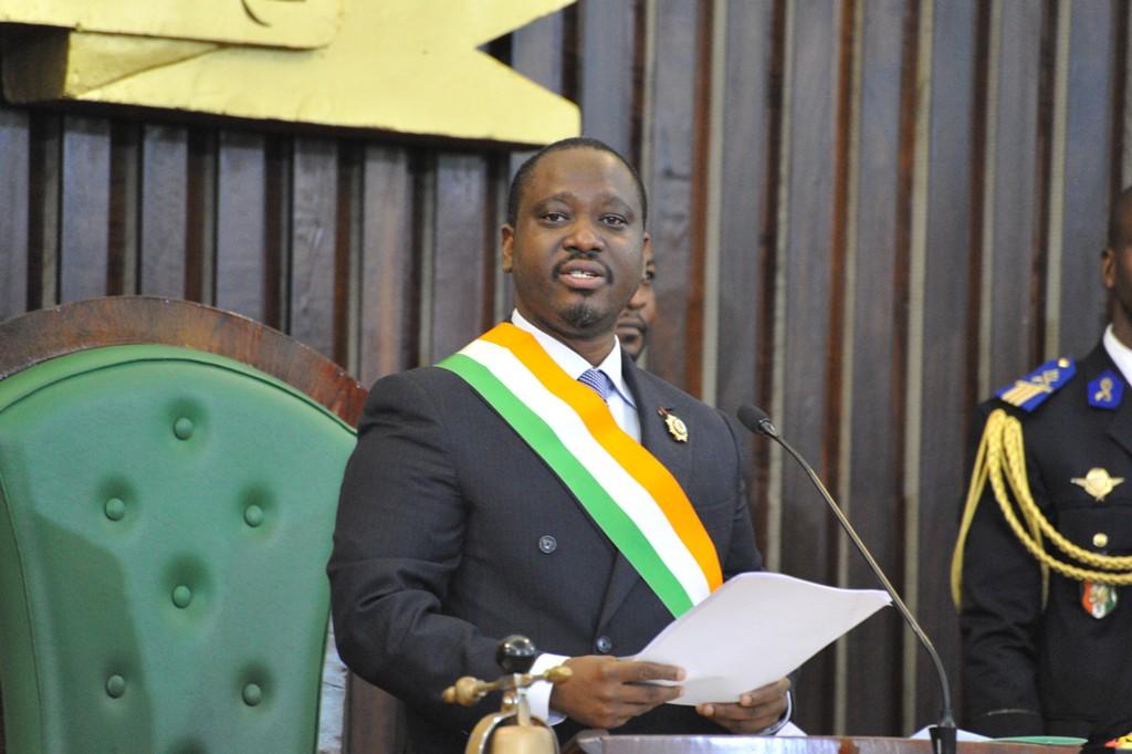 Côte d'Ivoire,Guillaume Soro,Assemblée nationale