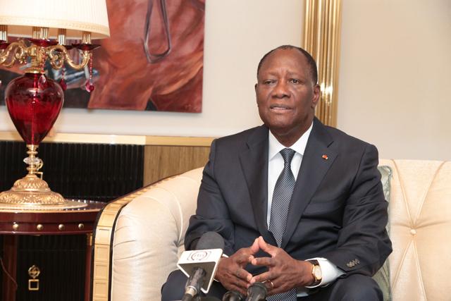 Côte d'Ivoire,guillaume soro,demission