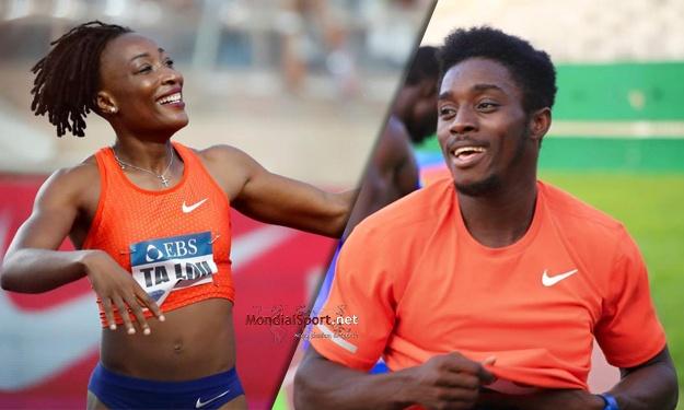 Athlétisme,Athlétisme / Meeting des Hauts-de-France : Ta Lou et Cissé Gué en or
