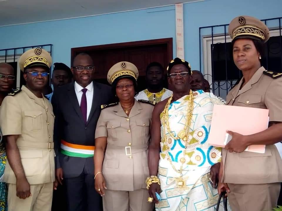 Côte d'Ivoire,Assinie,Hippolyte Ebagnitchie,conseil municipal