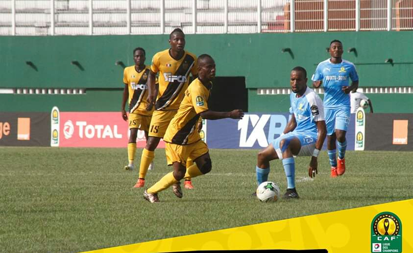 Football,Ligue africaine des champions,Asec Mimosas,Mamelodi Sundwons