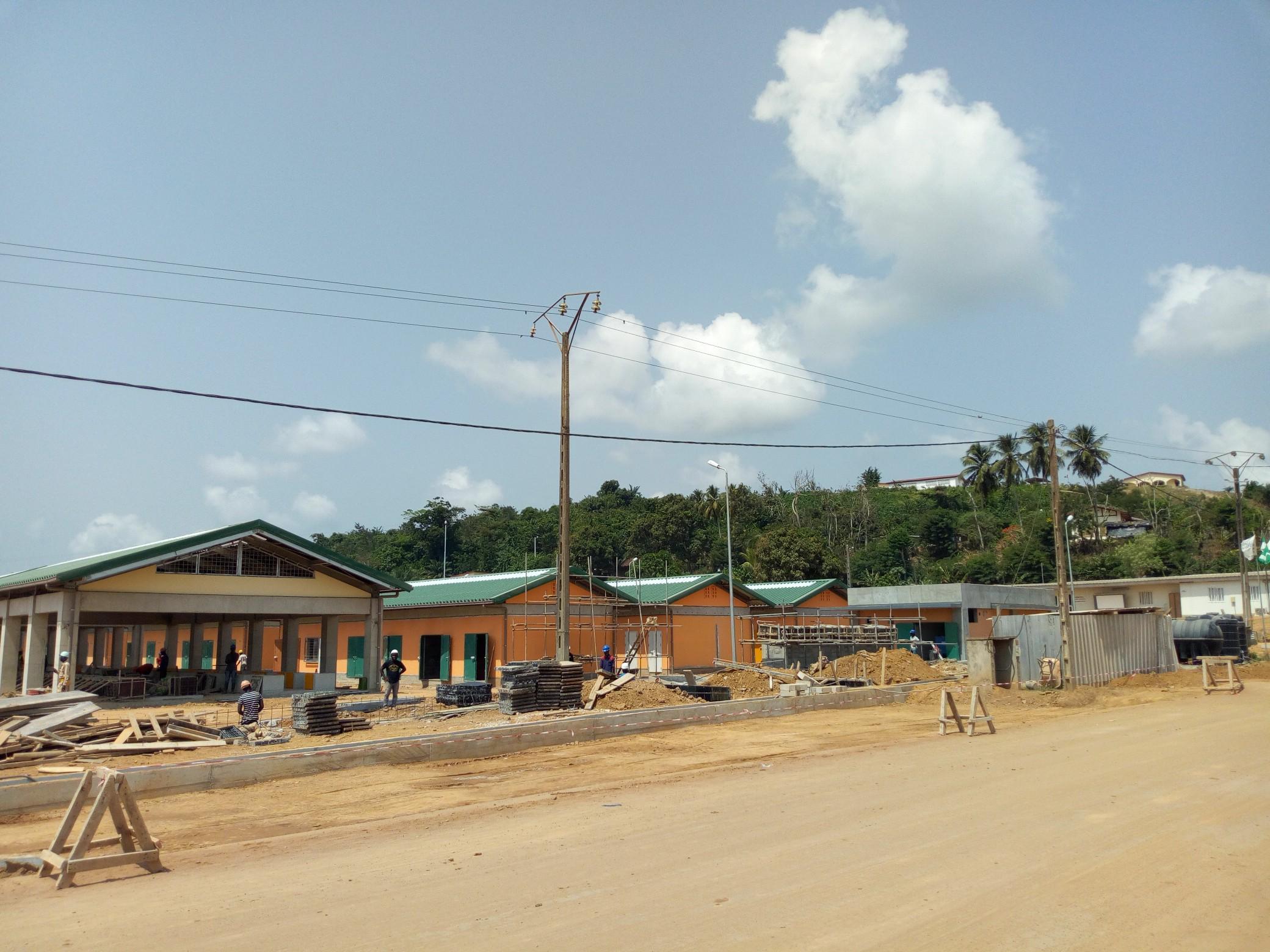 Côte d'Ivoire/ La JICA dote la ville de Sassandra d'un nouveau marché