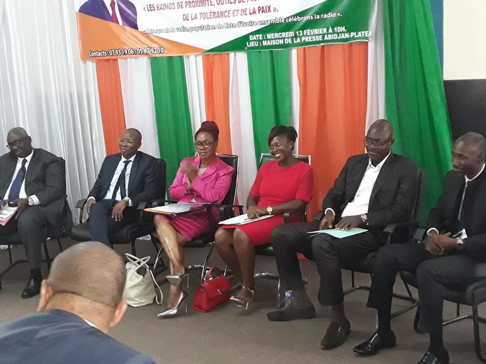 Côte d'Ivoire : Journée mondiale de la radio : l'URPCI prône le dialogue,la paix et la tolérance,Journée mondiale de la radio