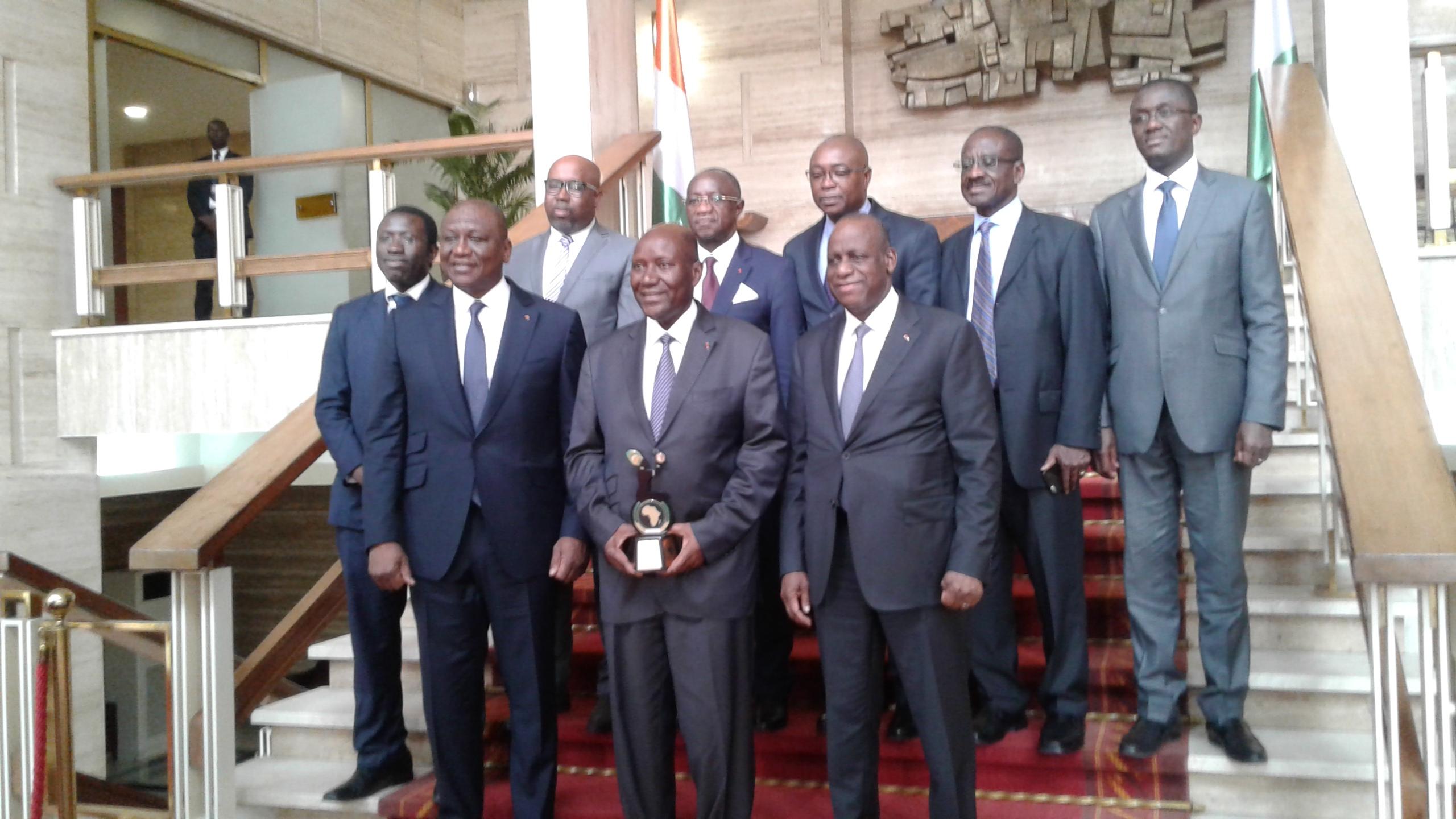 Côte d'Ivoire,Ua,Prix