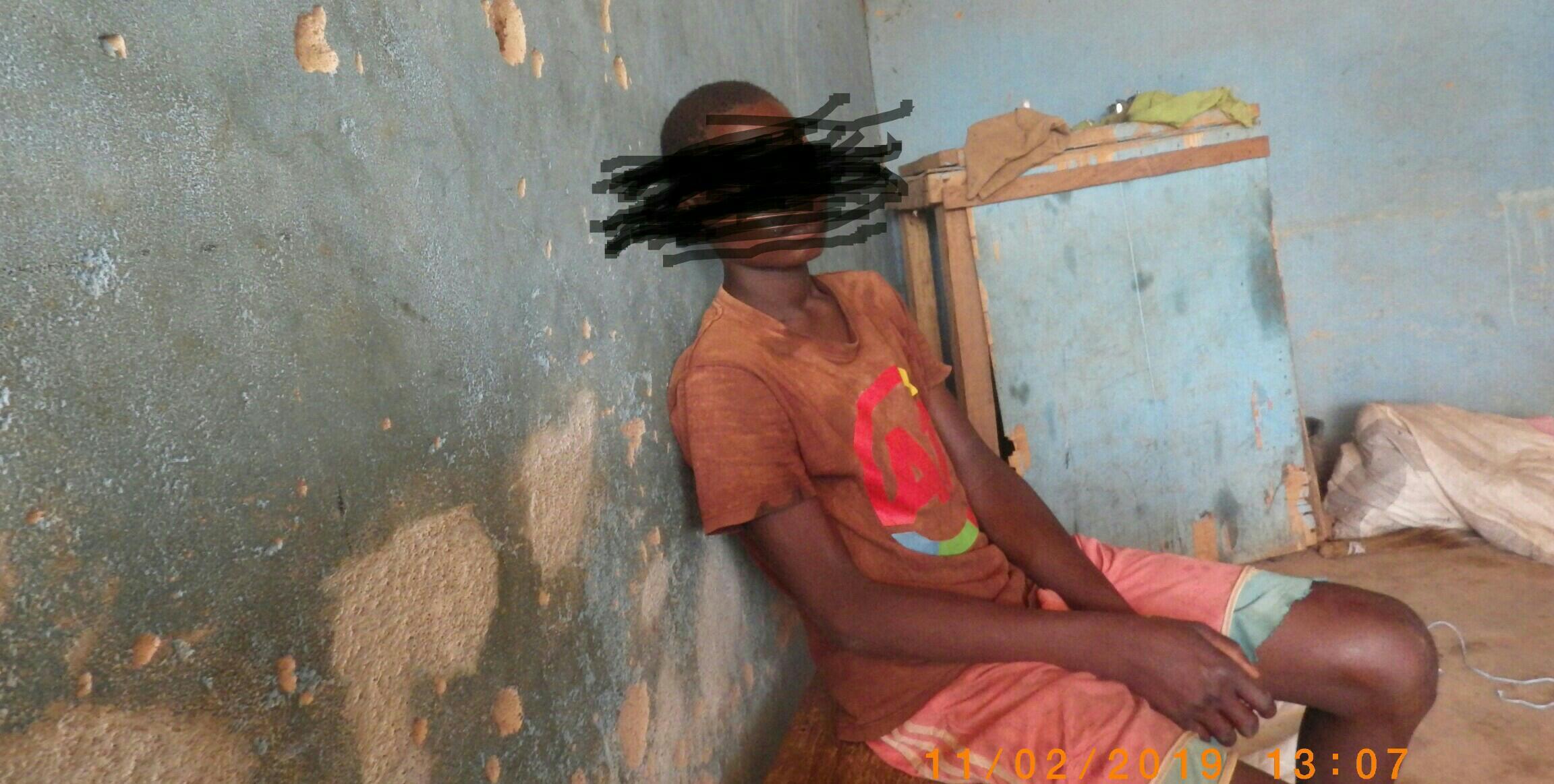 """Côte d'Ivoire/ Fuyant """"l'esclavage"""" sur une mine d'or à Niakara,un adolescent référé à une ONG locale"""