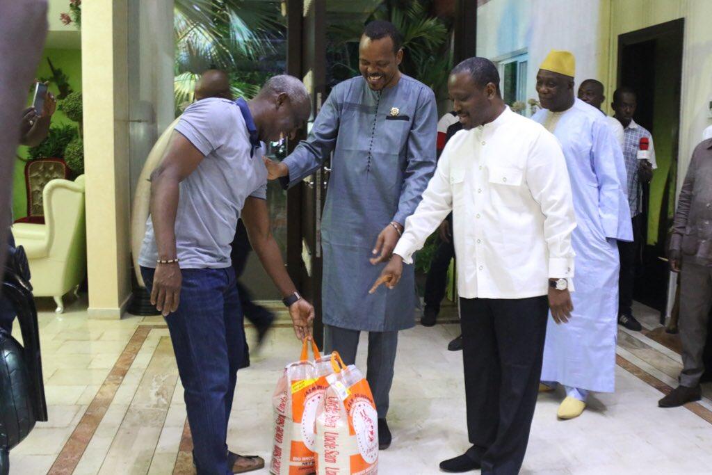 Côte d'Ivoire,Alain lobognon,libéré de prison,Guillaume Soro