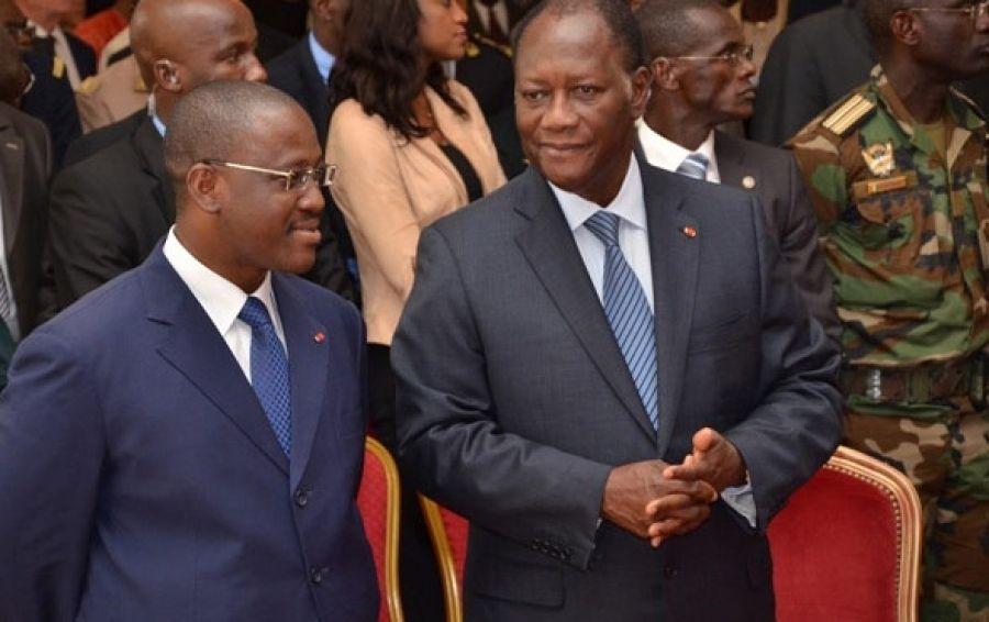 Côte d'Ivoire,Ouattara-Soro,démission