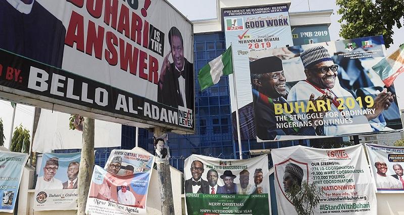 Nigeria,report élection,Buhari