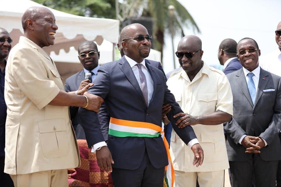 Côte d'Ivoire,Grand Bassam,Jean-Louis Moulot