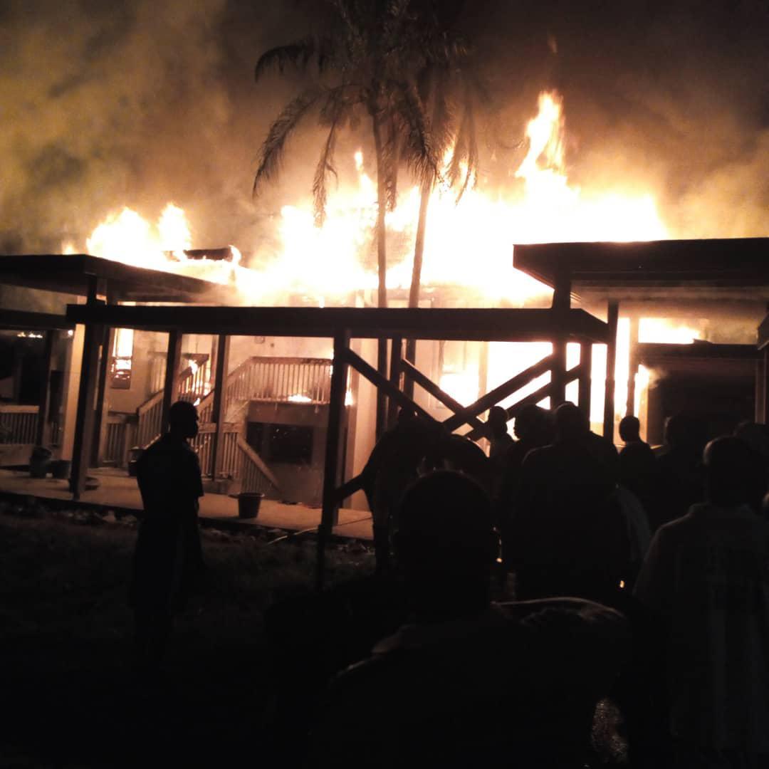 Incendie,ARSTM,Côte d'Ivoire