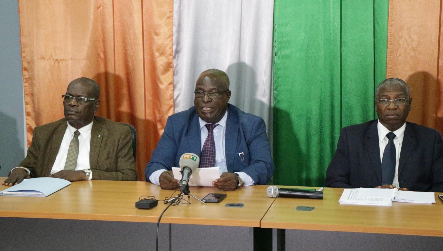 Côte d'Ivoire,Syndicats,négociations,ministère,Education,nationale