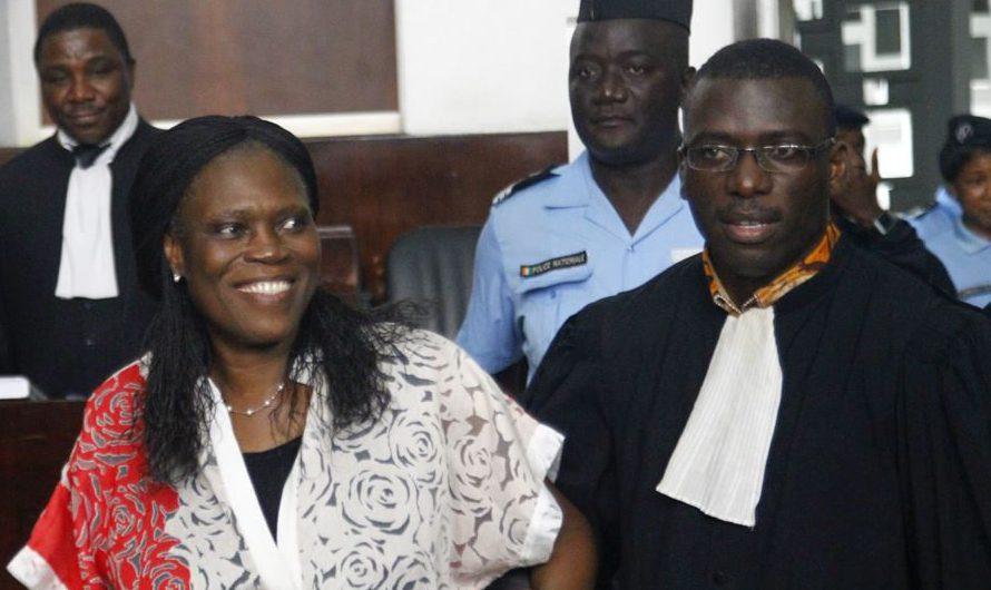 Divorce Gbagbo,Me Dadjé,Mme Gbagbo