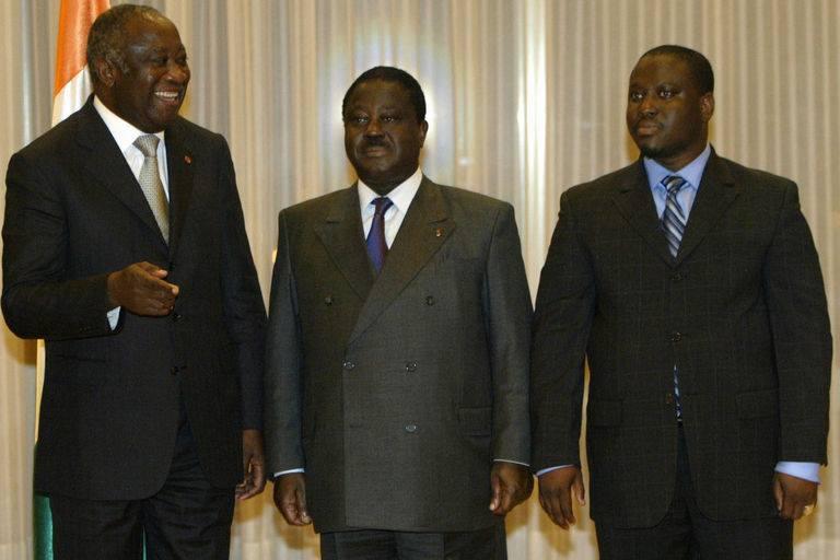 Plateforme,Bédié-Soro,Gbagbo