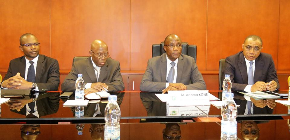 Côte d'Ivoire,ministère économie et finance,Adama Koné