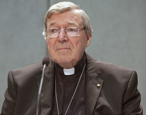 Inter,Vatican,Cardinal George Pell,numéro 3,pédophilie