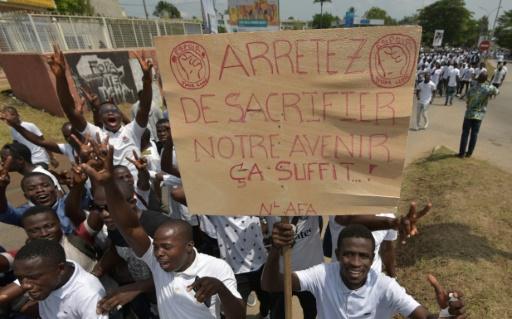 Côte d'Ivoire,Crise,secteur éducation-formation,FESCI