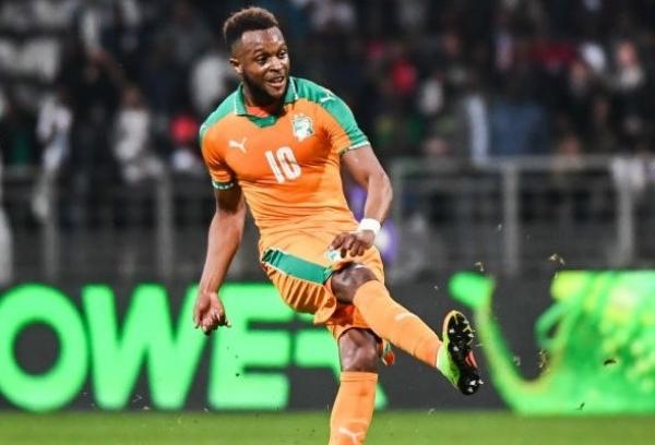 Football,Cheick Doukouré,Can 2019,Côte d'Ivoire